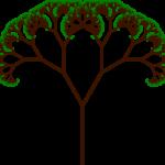 Python, turtle et un arbre fractal