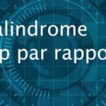 Palindrome en Python: comment savoir si une chaîne de caractères en est?