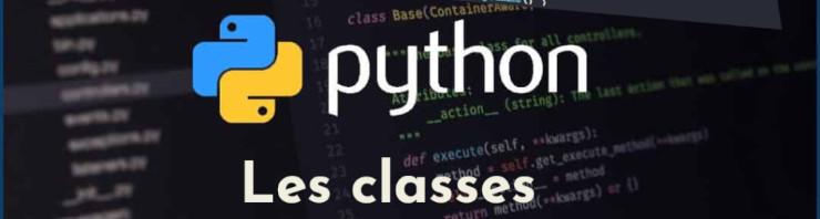 classes Python