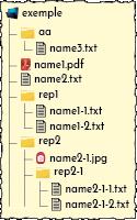 Créer une arborescence avec Python et \(\LaTeX\)