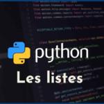 Python et les listes