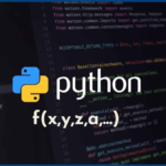 Python et fonction à nombre variable d'arguments