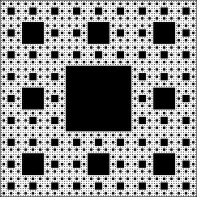 tapis de sierpinsky en LaTeX