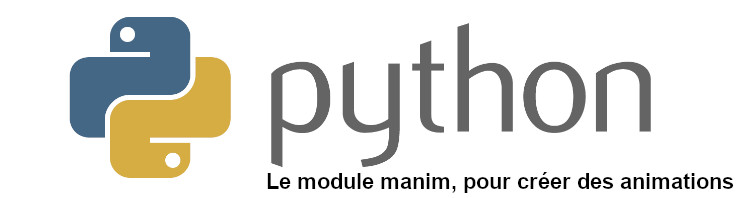 animations python module manim